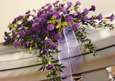 Casket Sprays Brampton Wedding Florist